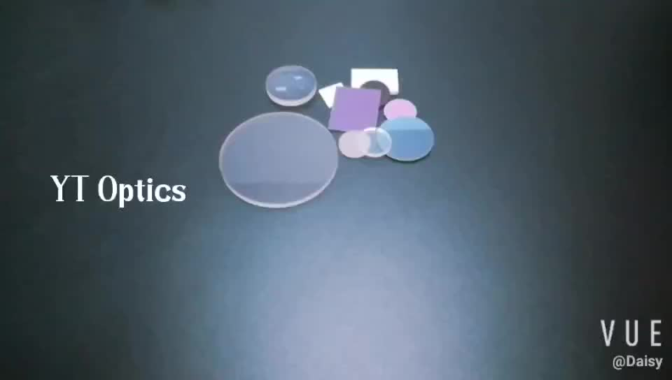 Coating or Uncoating IR material, UV material etc. Optical Window/disc