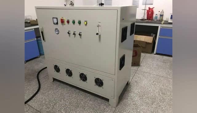 Moleculaire zeef PSA zuurstofconcentrator vissen boerderij apparatuur voor verkoop met zuurstof cilinder voor indoor viskwekerij