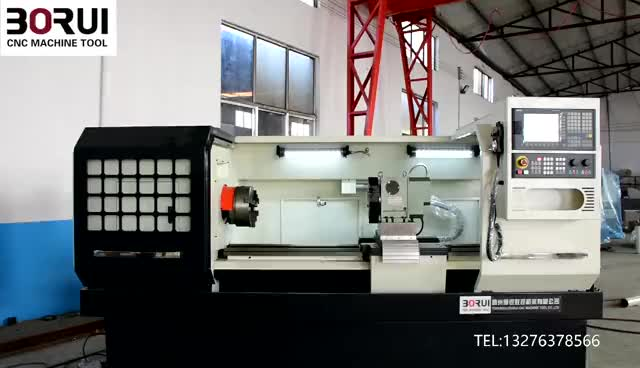 CK6140 tsugami cnc lathe automatic China torno metal