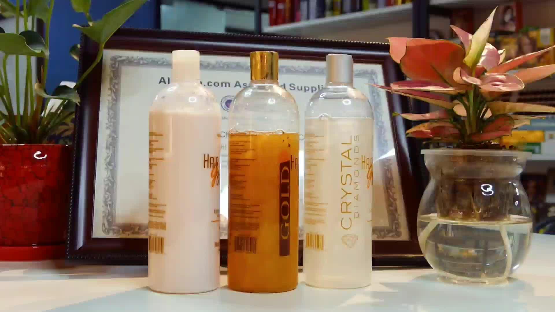 OEM/ODM Factory price moroccan oil hair straightening treatment keratin hair cream