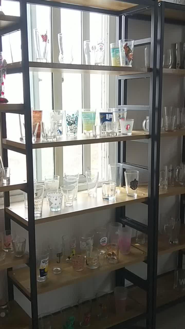 Erhitzt umweltfreundliche salat industrie größe klar mischen geschirr glas benutzerdefinierte hohe borosilikat lebensmittel container