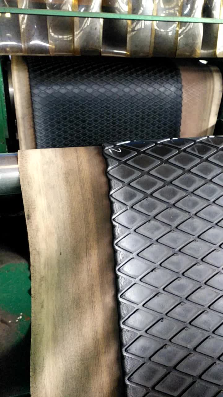 Great Wall Factory Sale Various Widely Used Pulley Lagging Rubber Sheet