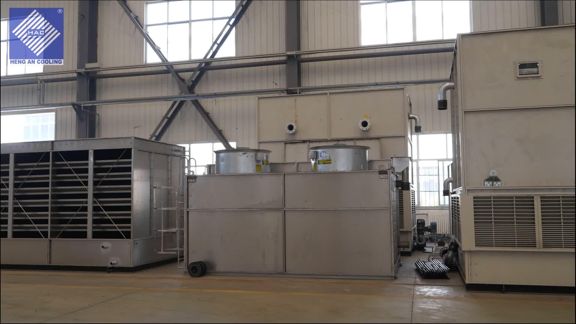 Vierkante geïnduceerde draft counter flow koeltoren