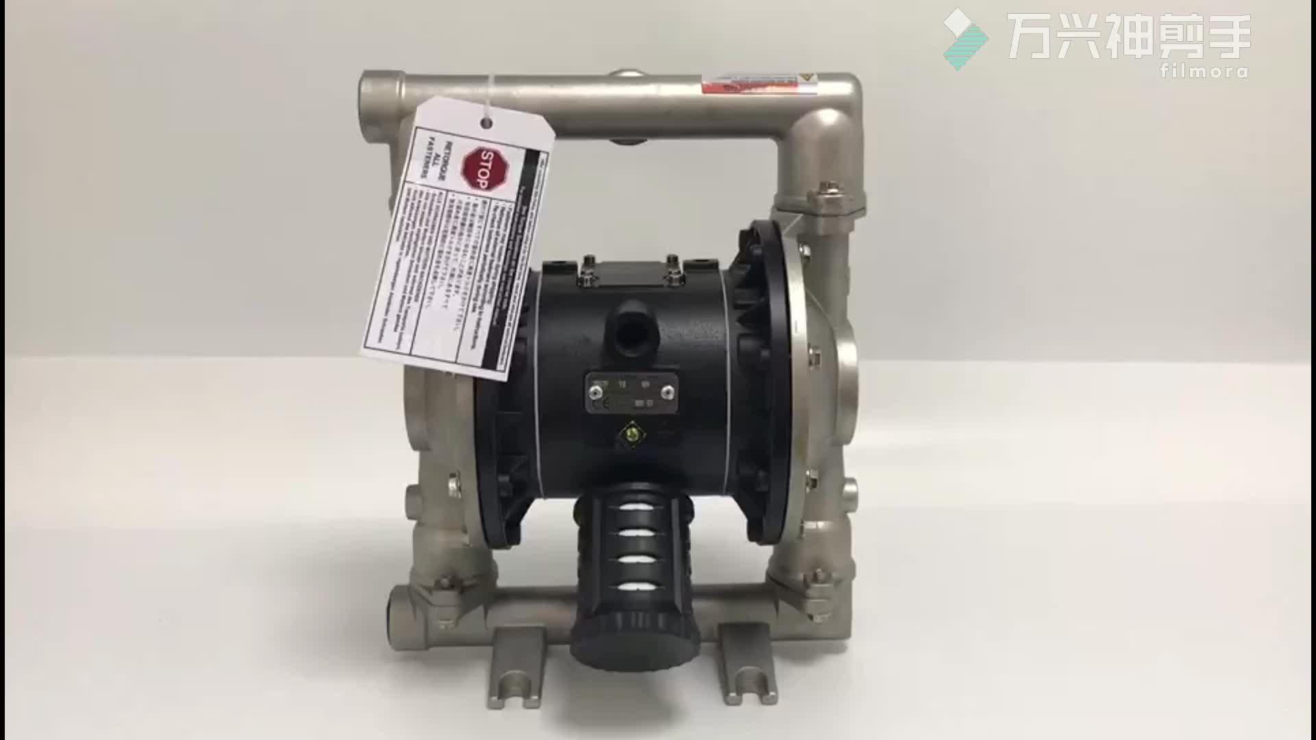 159L/Min 304 stainless steel Diaphragm ink pump BML-25S