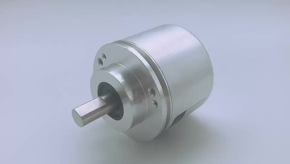 hengxiang most popular encoder S58 4096 ppr Rotary IP67 open collector output