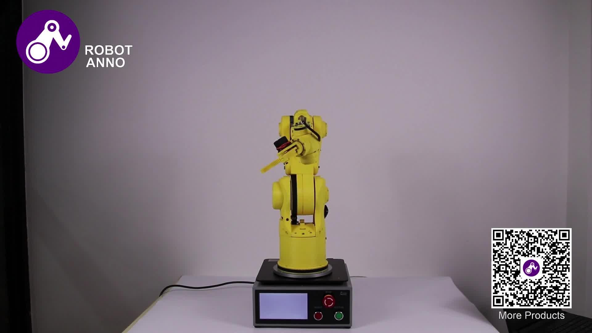 Alta Qualidade máquina de gravura do plasma controlador nk105 cnc vertical do braço do robô com baixo preço de Custo-Benefício