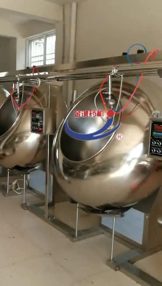 Industriale commerciale prezzo di fabbrica mirtillo cioccolato rivestimento pan macchina