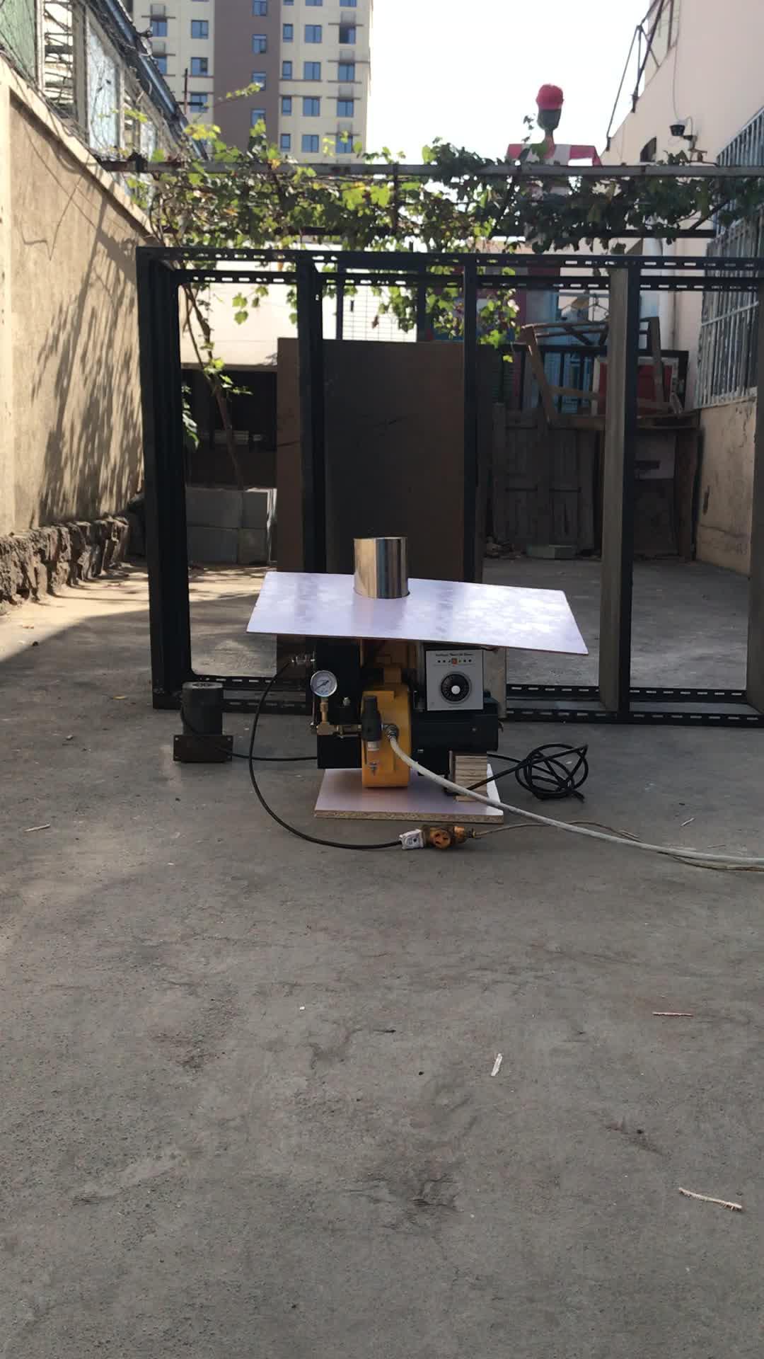 Nach oben Altöl Brenner Pulver Beschichtung Ofen