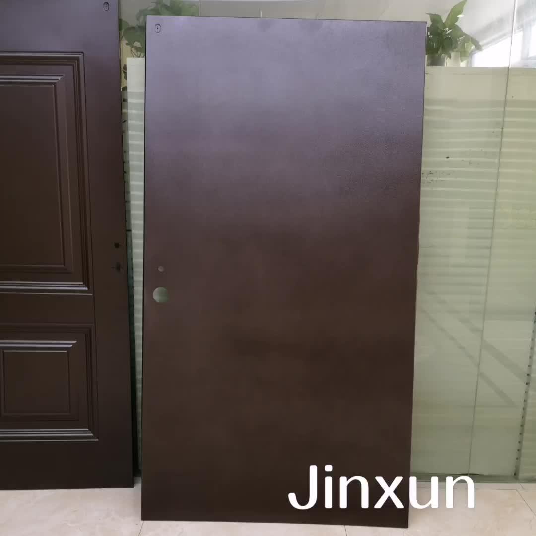 Decorative Israeli Security Door by Aluminum MADRID Model
