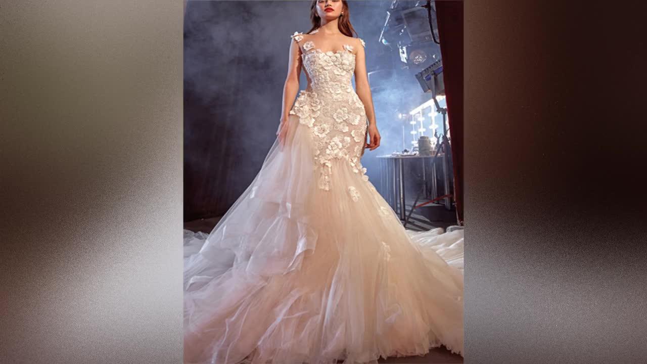 Sexy Africa Wedding Dresses 2019 Mermaid Wedding Gowns Cheap Bridal Gowns Lace Bridal Wedding Dress Vestido de novia A259