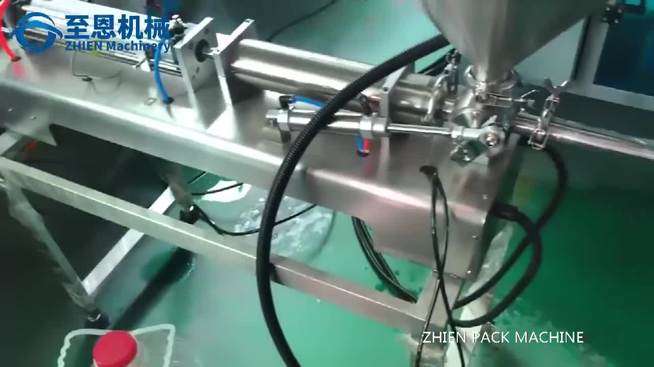 Filling and sealing beverage pouch packaging machine with CE certification