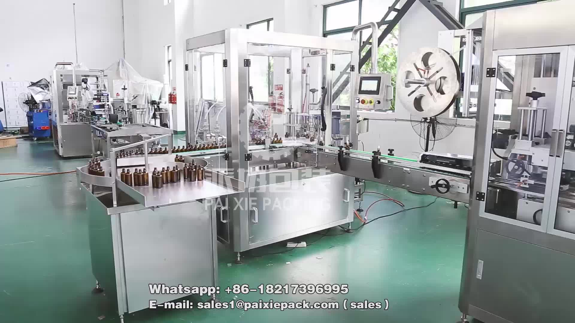 Penumatic Type grease filling machine/eye drop filling machine