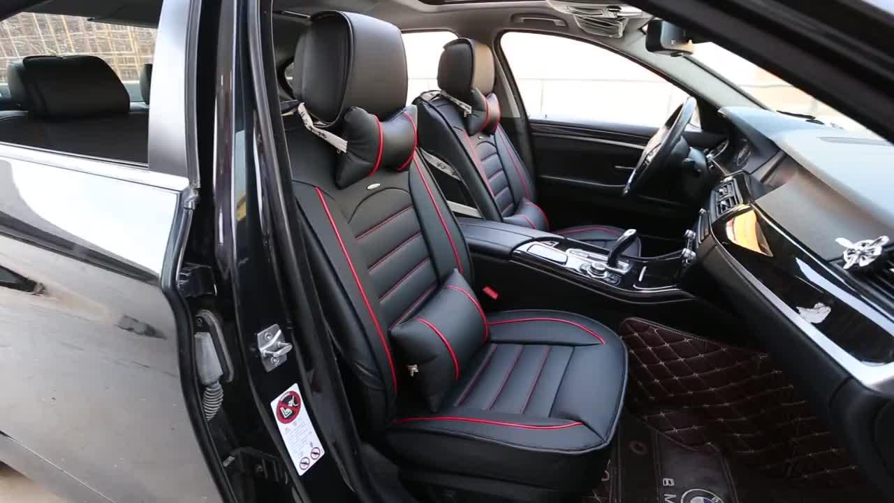 Auto Sitz Covers Fit Meisten Limousine SUV Lkw-Schön Fit für Toyota Corolla Camry Tacoma RAV4-Einfach zu installieren