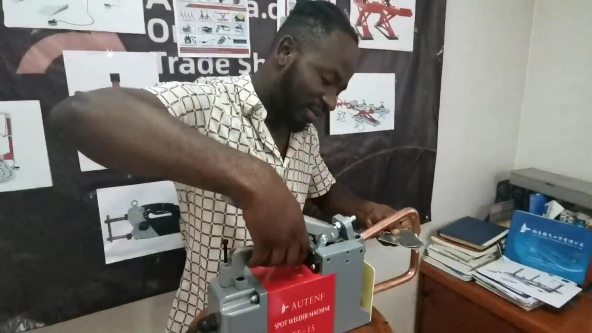 Автоматический импульсный мини-точечный сварочный аппарат/портативный точечный сварочный аппарат/мини-точечный сварочный аппарат