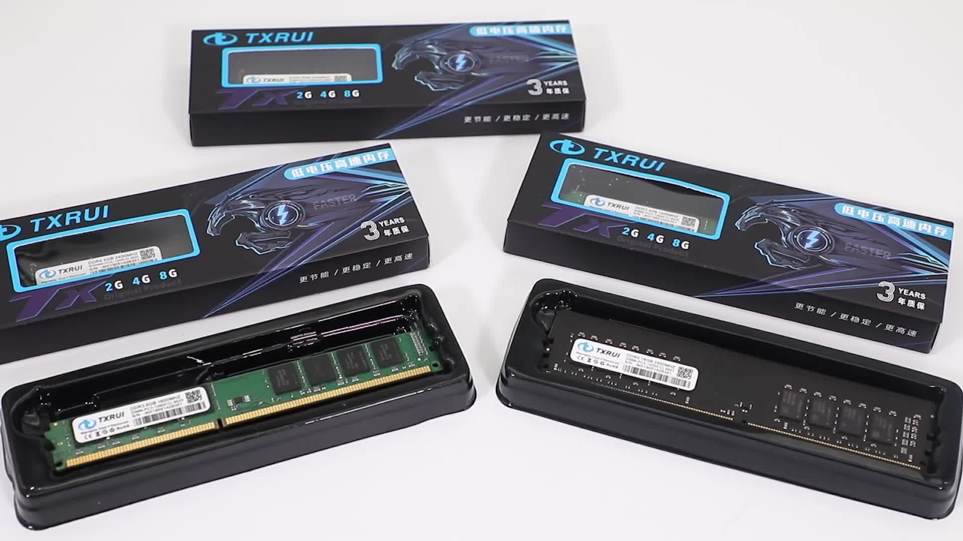 Bilgisayar parçaları orijinal sn cips ram kullanılan dışarı çekin masaüstü bilgisayar ram 1333 mhz ddr2 2 gb ram