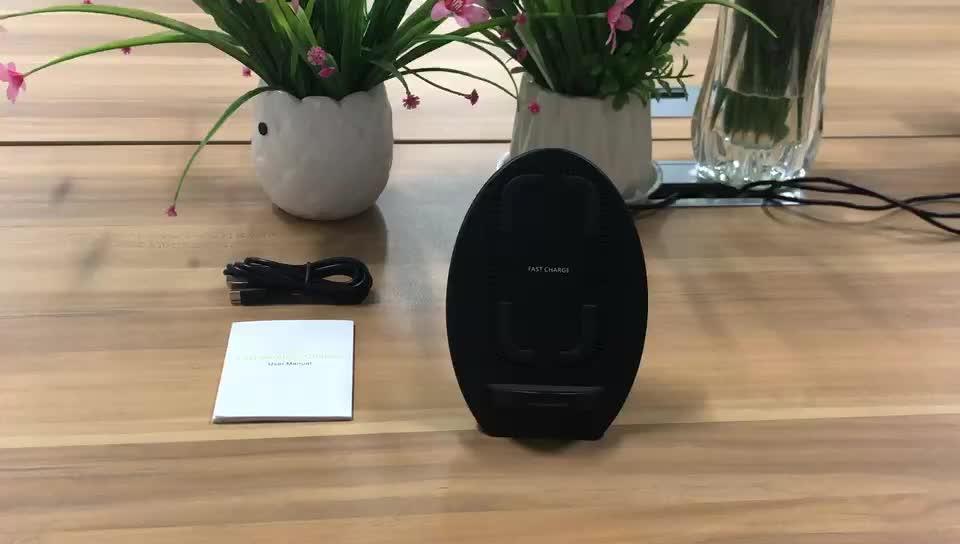 Qi Wireless-ladegerät für Samsung galaxy s10 note7 hinweis 8 für iphone 8 handy zubehör tragbare handy ladegerät