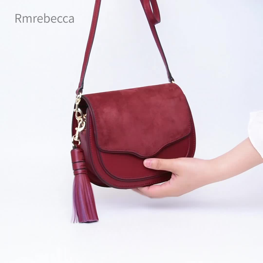 Item no. RM9013 Chinese Best Supplier Women Genuine Leather Bag Hot Selling Women Fashion Style Should Bag Handbags