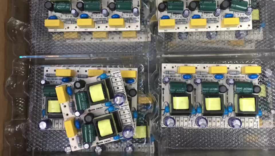 12v dc giriş led sürücü 300ma MR16 1x3w sabit akım 3X3w 4W 9W 10W 600ma led sürücü 12v