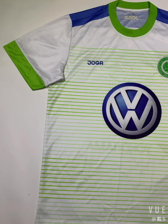 Bán buôn trống chất lượng thái thể thao tùy chỉnh jersey new model usa soccer jersey bóng đá mỹ jersey pattern 2017