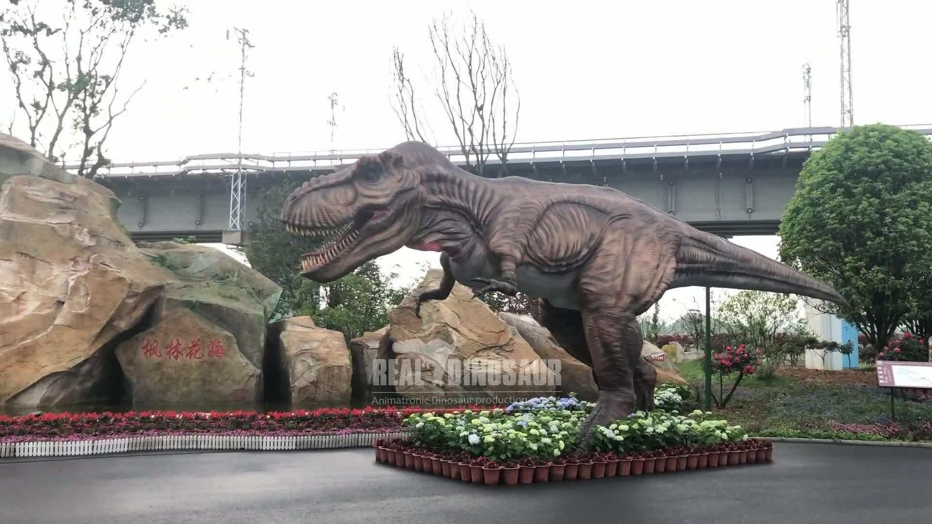 恐竜展示装飾ジュラ紀映画恐竜モデル