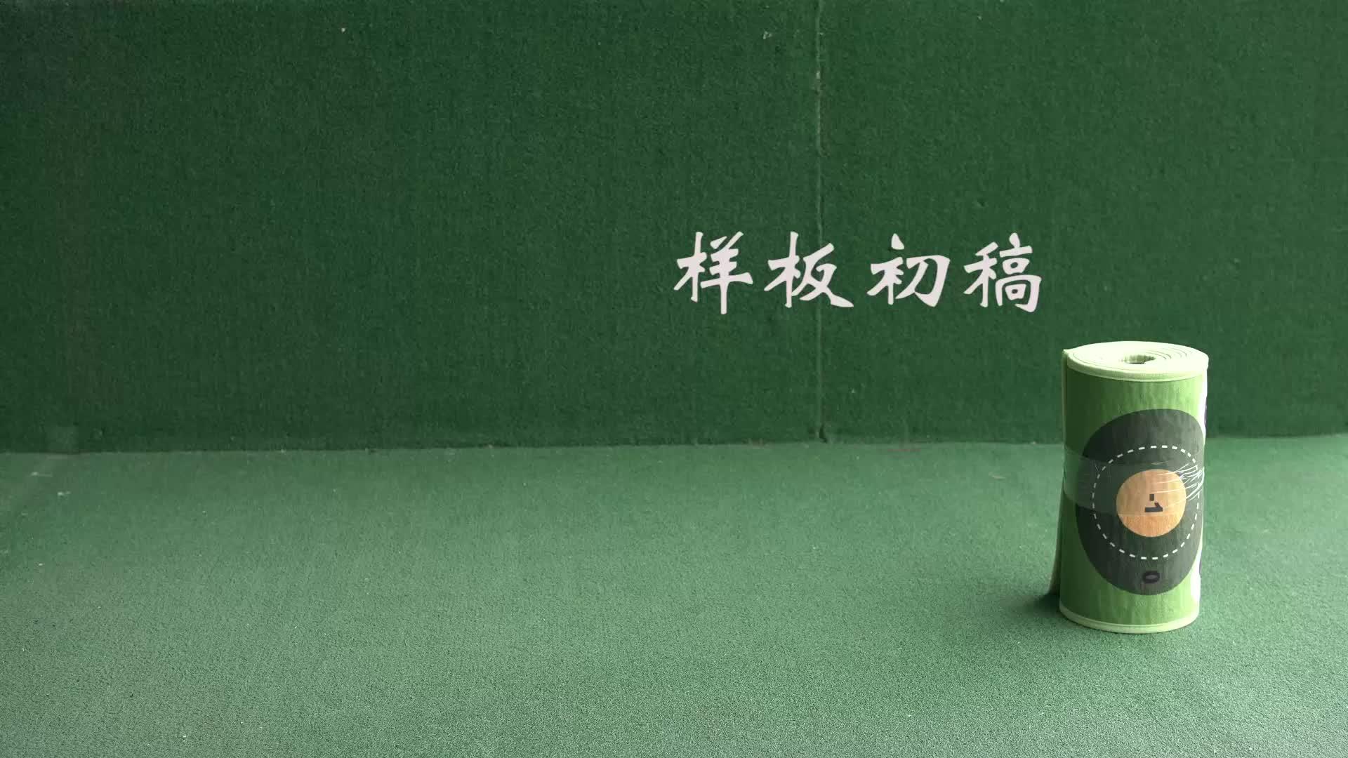 Пользовательские профессиональные мини положить Гольф Практика ковры Training коврики