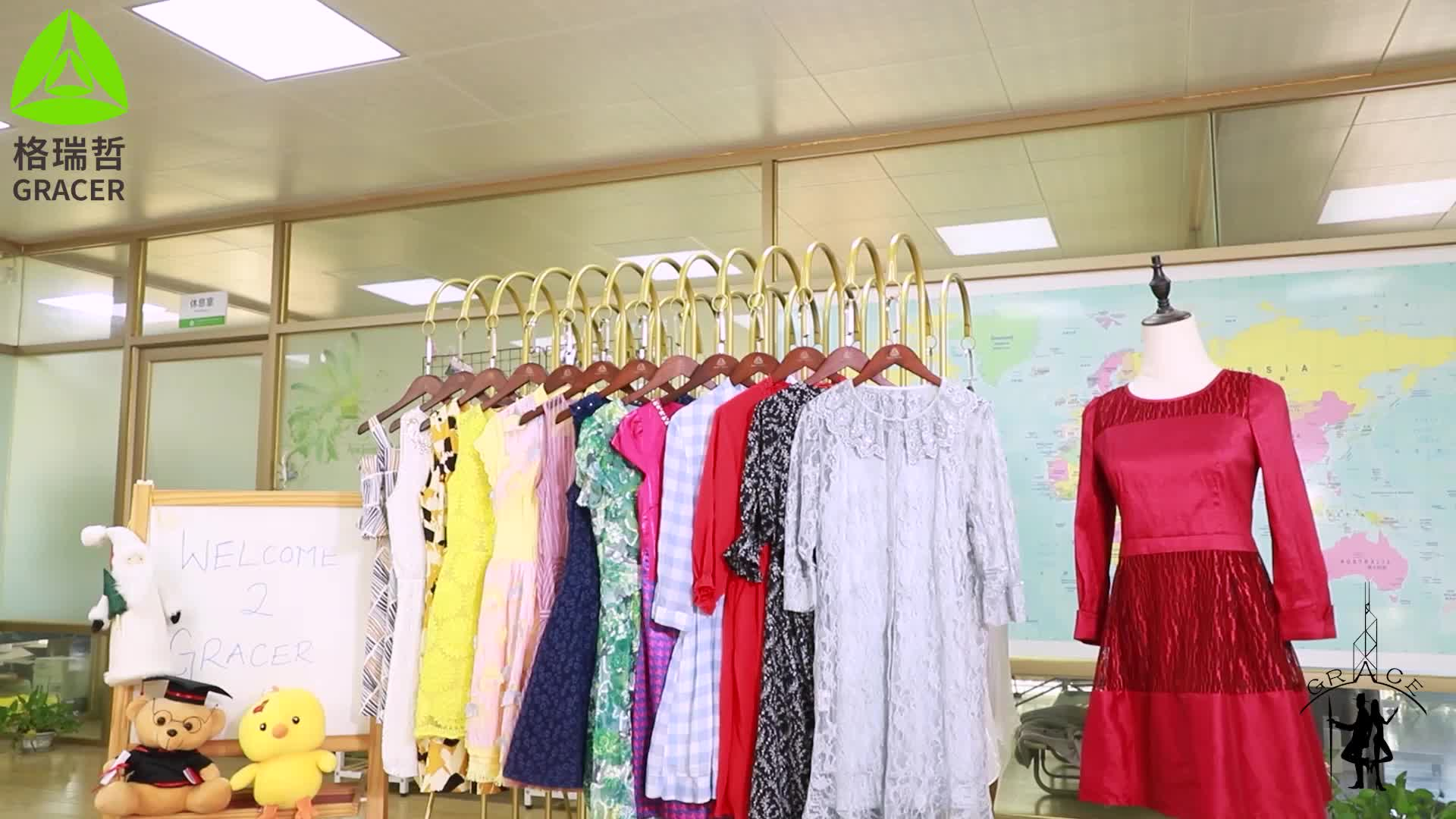 Sorted Second Hand Clothes Ladies Cotton Dress Japan Used Clothes in Bales