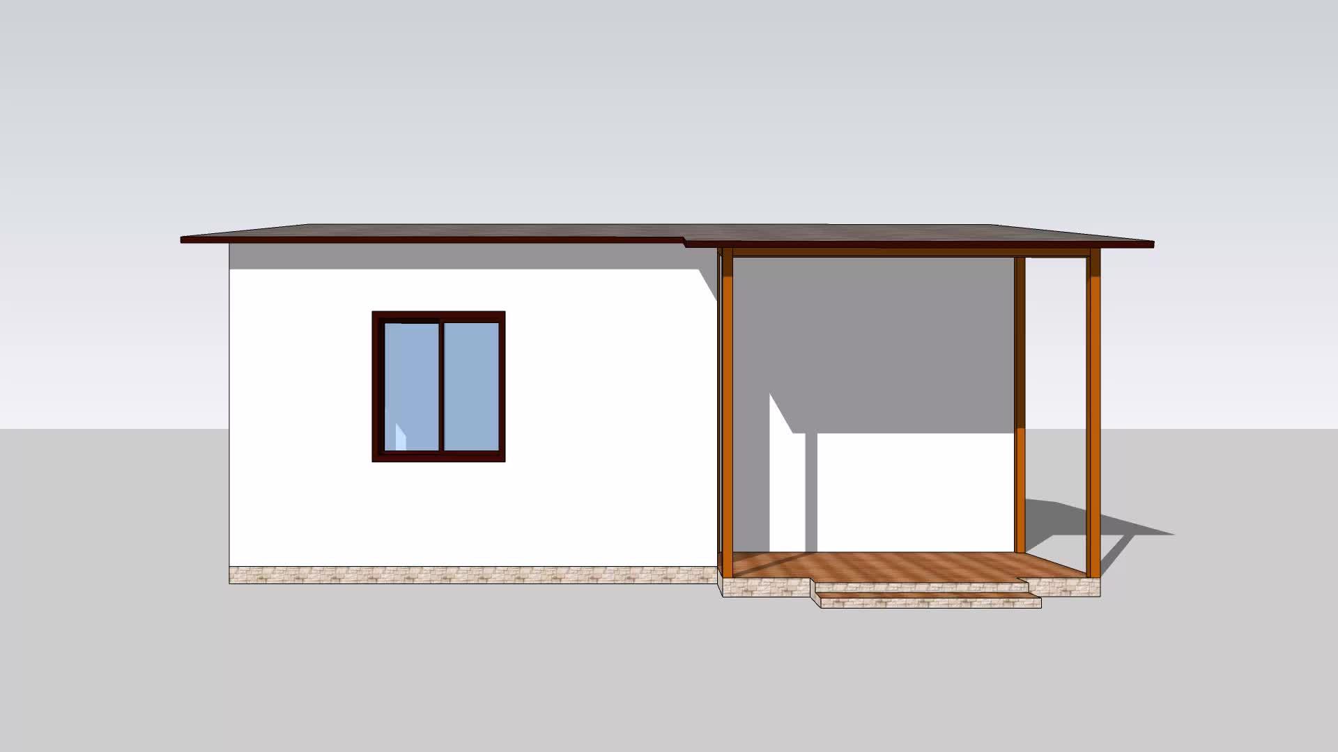 يو بي إس مشروع جديد سريع بناء العقارات الصغيرة منازل الجاهزة الصين الصانع