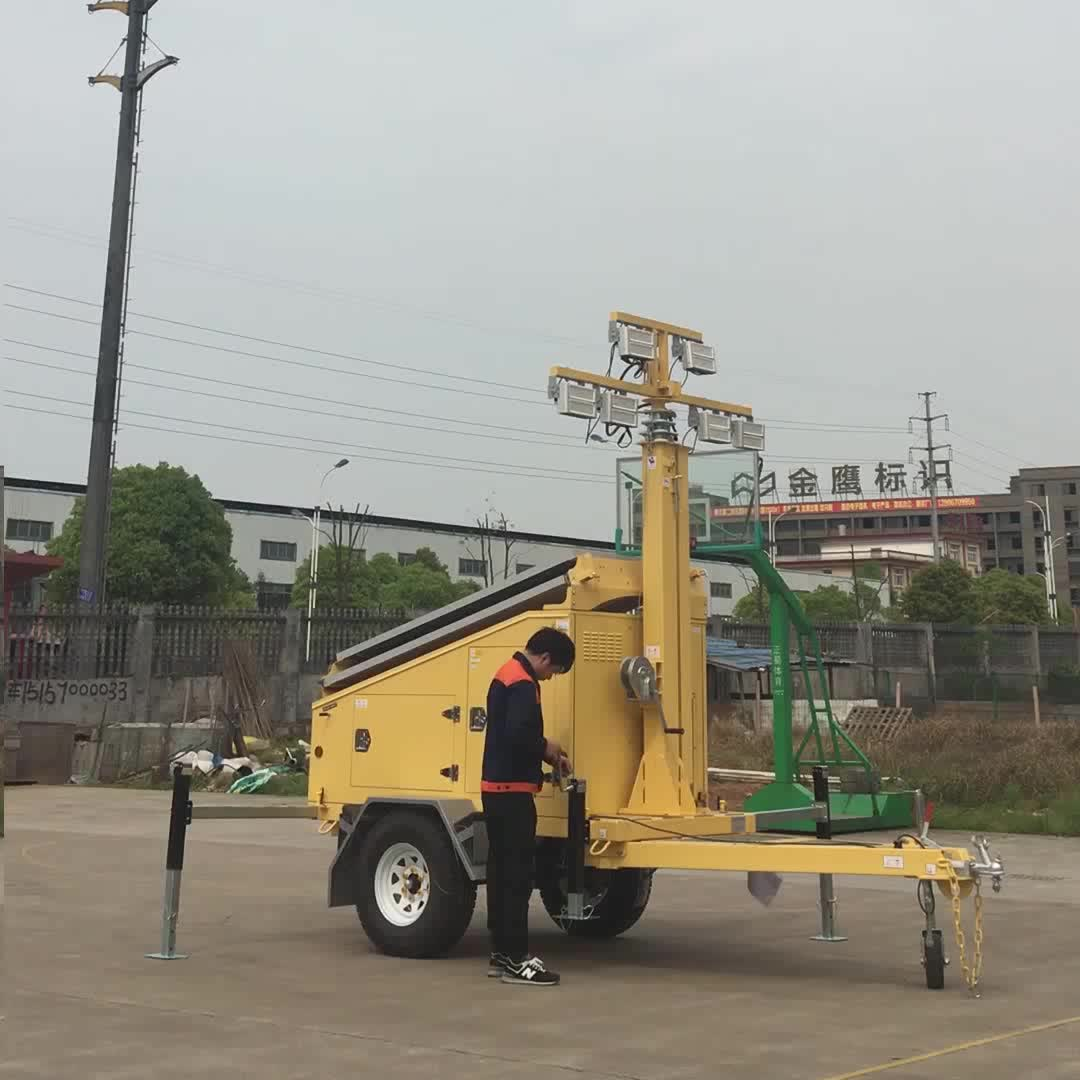 factory directly sale solar street light all in one
