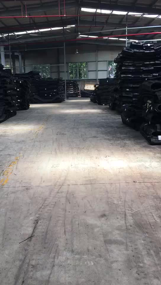 China factory hot sale All terrain rubber track conversion system tracks rubber track 230 48 62