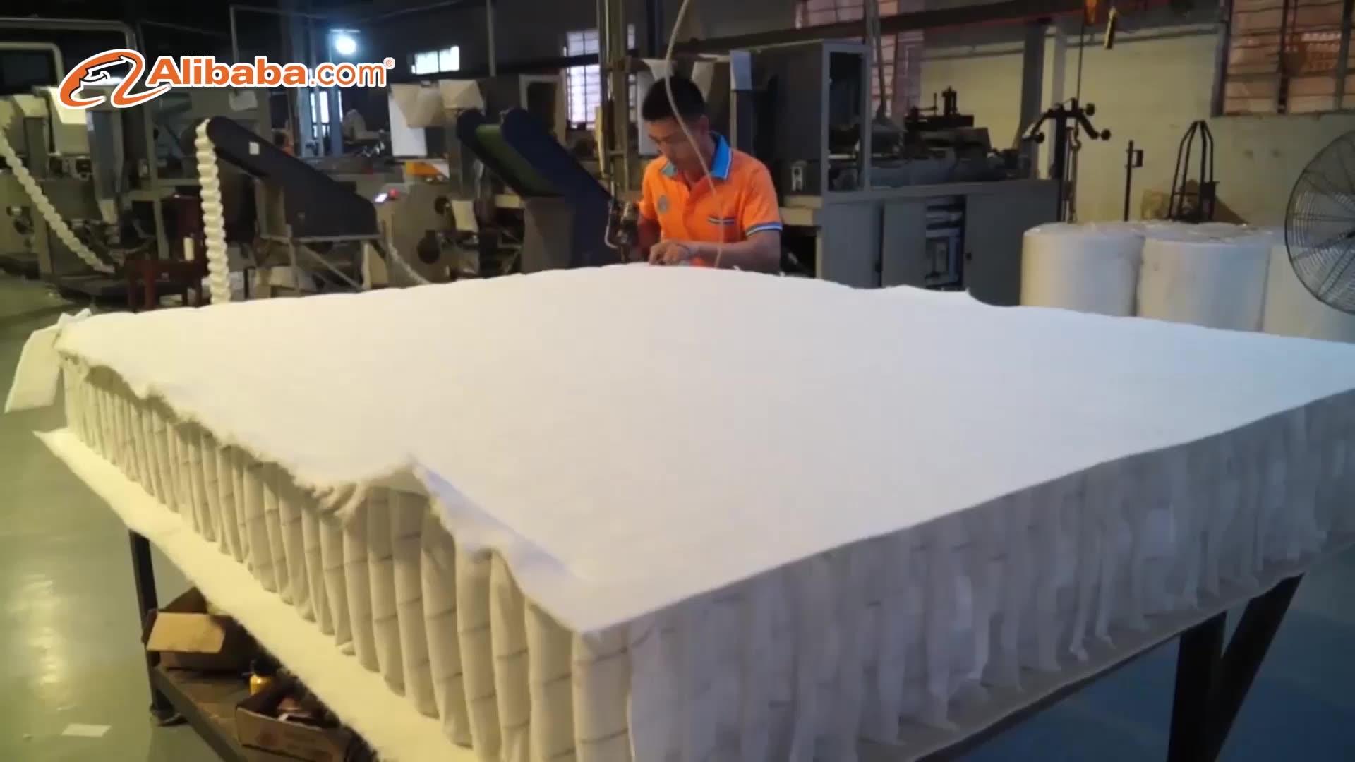 Foshan mengruo поставка с фабрики высокоэластичный Мягкий пены памяти рулон упакованный сжатый матрас