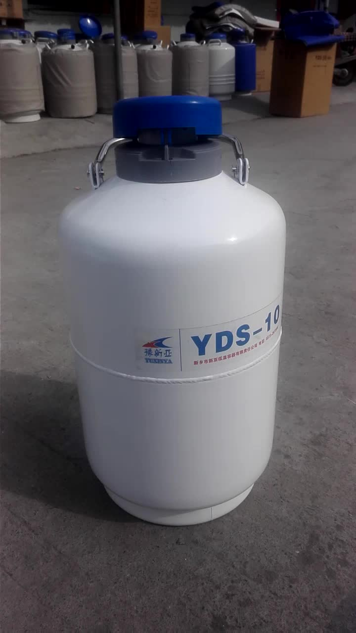 liquid nitrogen container freezer dry shipper nitrogen liquid