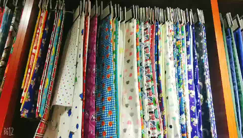 China Factory 100% Cotton Baby Print Flannel Fabric for Baby Bedding Sets