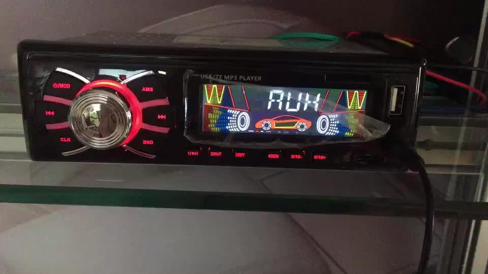 ऑटो कार रेडियो खिलाड़ी/कार एमपी/यूएसबी/एसडी/औक्स/1028/7388/7377 आईसी