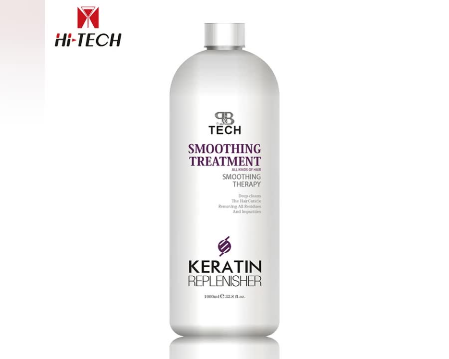 Formaldehyde Free hair straightening cream treatment brazilian hair keratin treatment