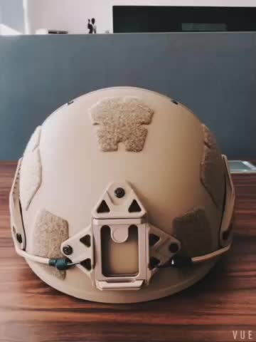 NIJ 3A Crye Präzision Airframe kugelsichere helm Aramid Material