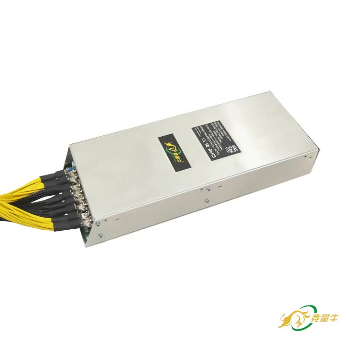 2500w/3000W Switching Power Supply for  ASIC Miner PSU