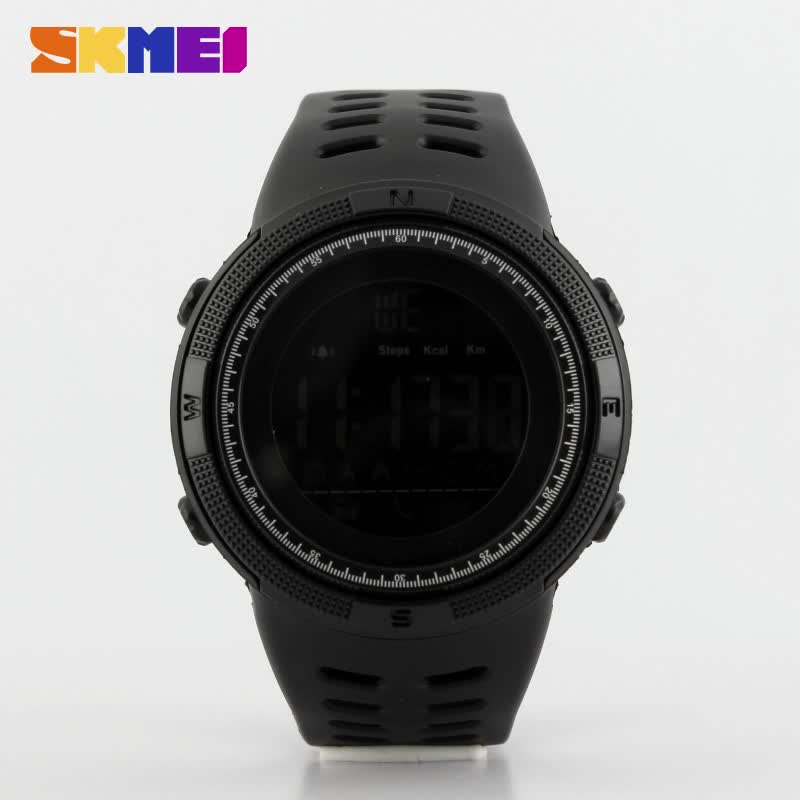 skmei smart watch 1250 fast pedometer track sports watches
