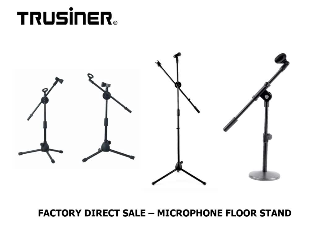 Hot Selling Adjustable Mic Microphone Stand For Children