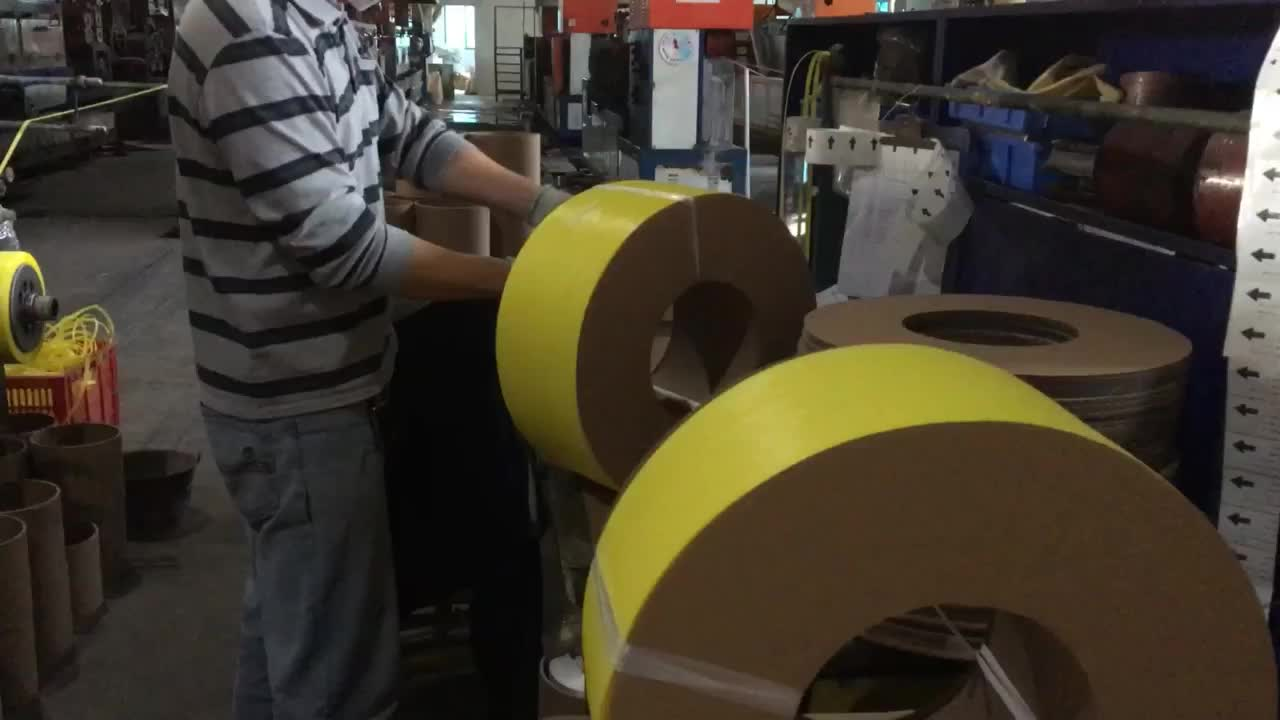 High quality PP Plastic Strapping Roll Band