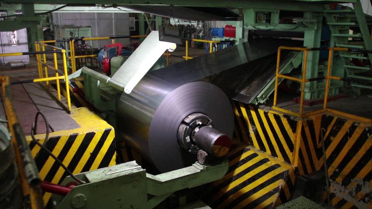 AIYIA GB Standart SPCC soğuk haddelenmiş çelik sac perde kılavuz rayı için