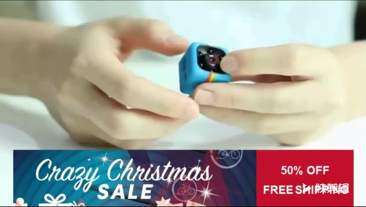 Ucuz Fiyat SQ11 720 P Full HD Taşınabilir Casus Kamera Mini DV kamera Gece Görüşlü güvenlik kamerası