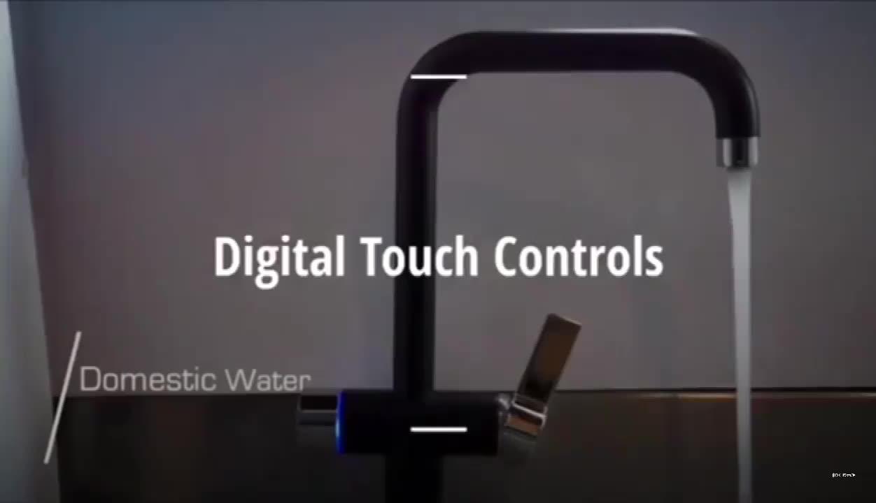 電子LEDインスタント温水蛇口沸騰水フィルタータップ