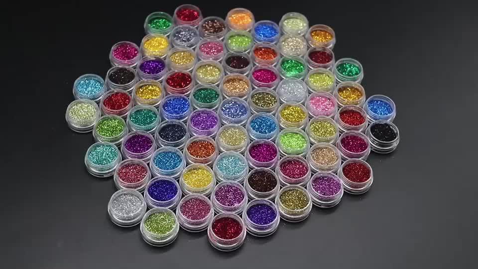 Groothandel Bulk Hoge Kwaliteit Polyester Glitter Poeder