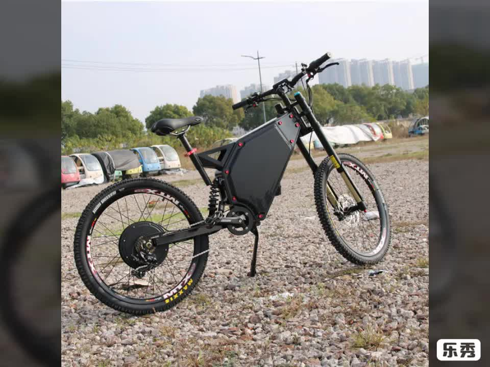 Chinese new year Promotion!!!5000W enduro e bike high quality electric bicycle stealth bomber electric bike