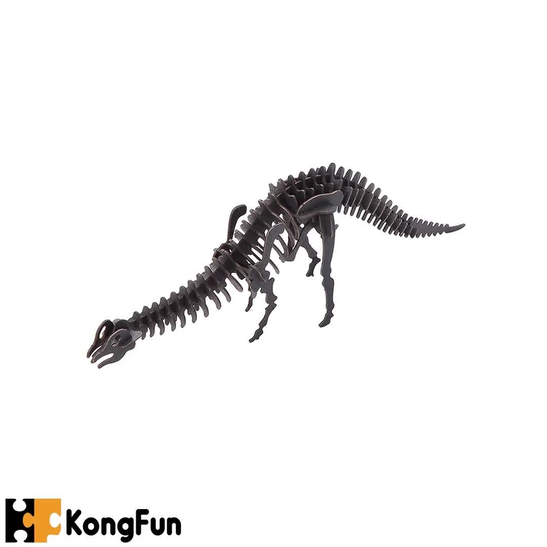 High Quality 3d Metal Sublimation Animals Puzzle DIY Toys Custom Puzzle 1000 Pieces for Children