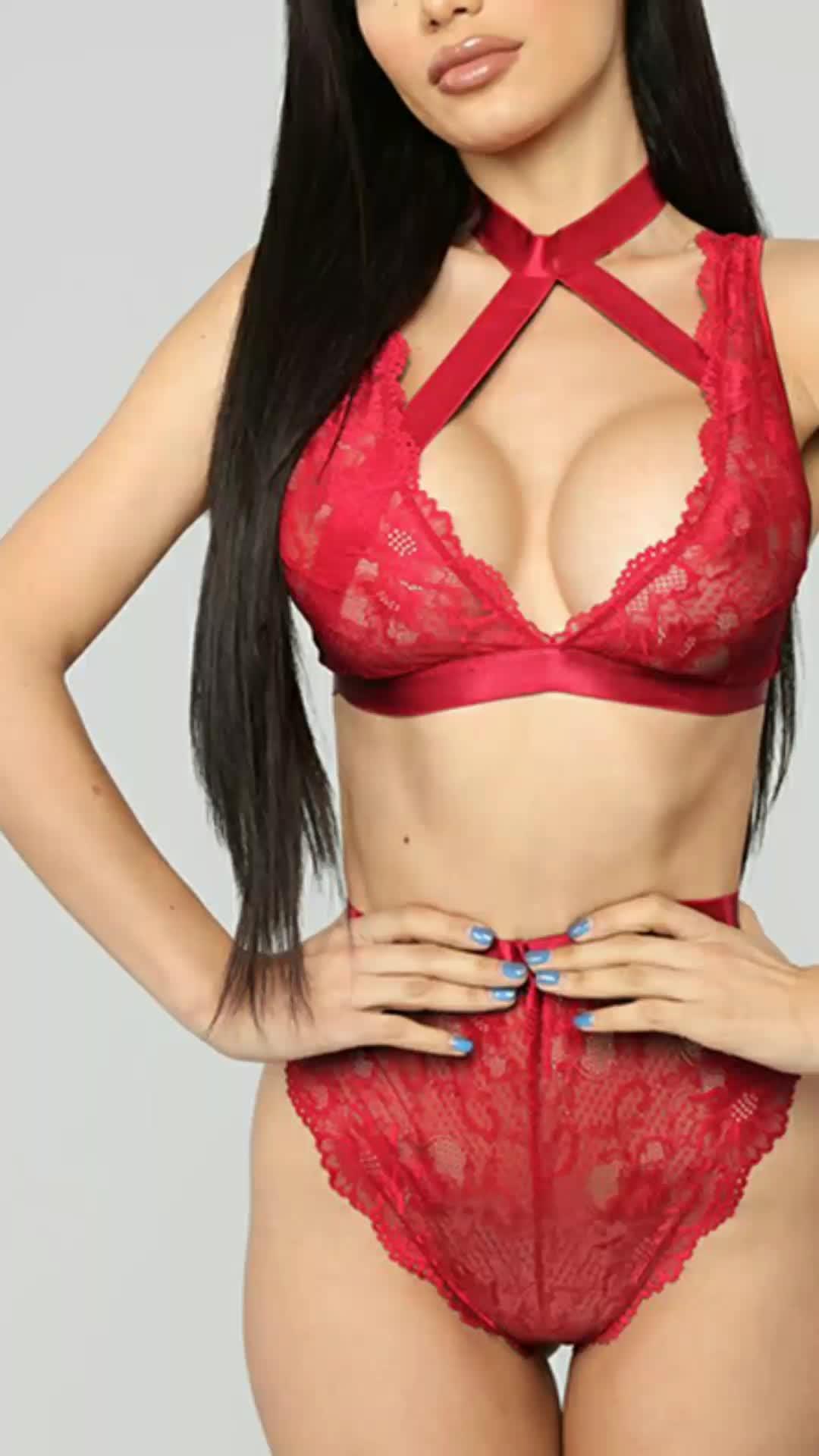Commercio all'ingrosso Su Ordinazione Sexy Del Merletto Della Biancheria Intima Matura Calda Delle Donne Della Biancheria