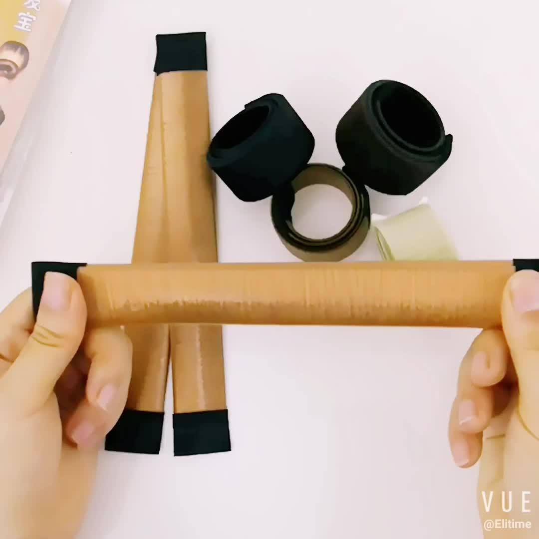 8 Colors DIY Easy Bun Makers Hair Braiders Elastic Hairband Donuts Chignon Magique Magic Styling Hair Tools