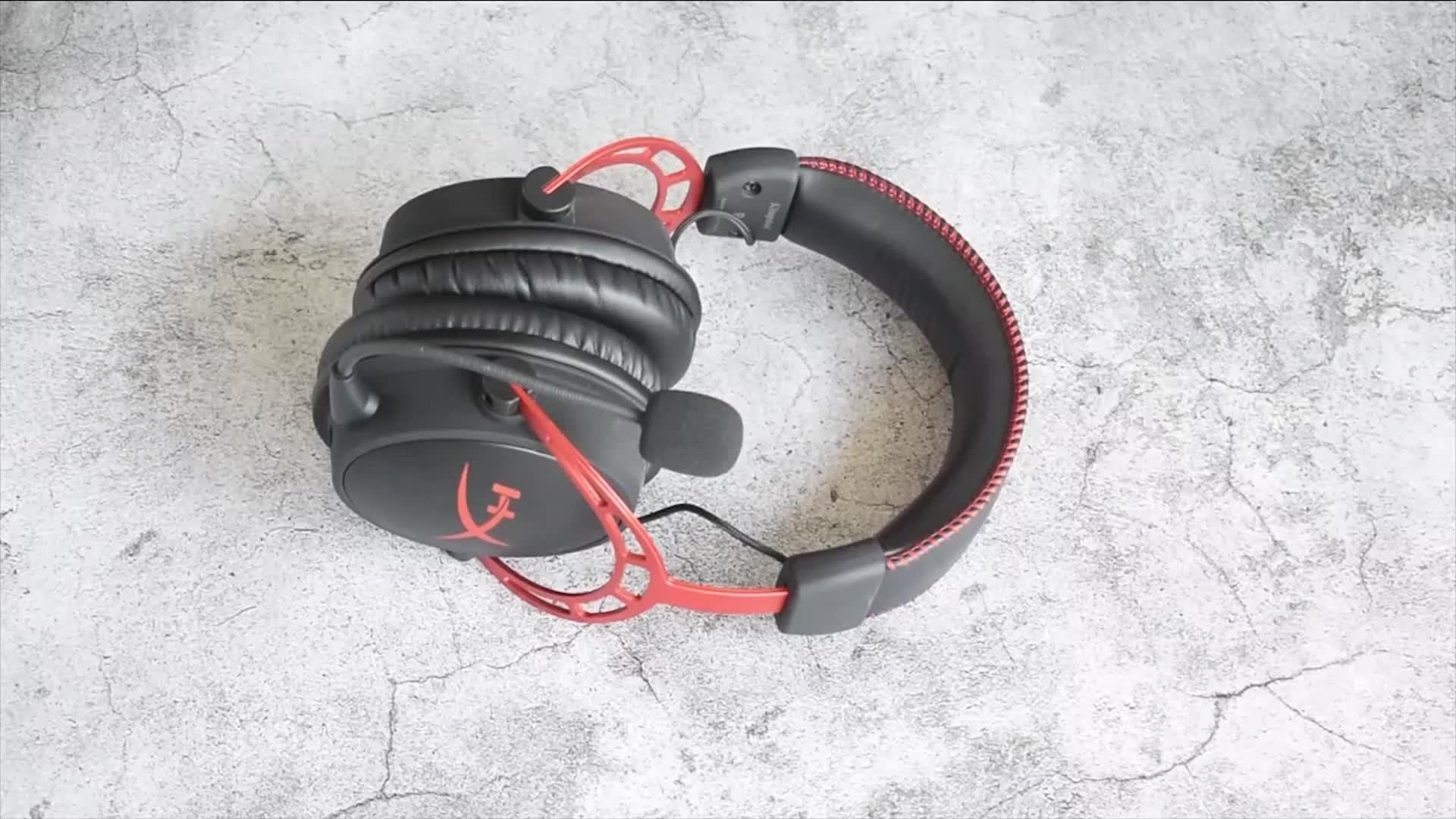 प्रतिस्थापन कान पैड Earpad तकिया तकिया भागों को कवर KHX-HSCP हाइपर एक्स बादल द्वितीय HSCD हेडसेट हेड फोन्स के लिए