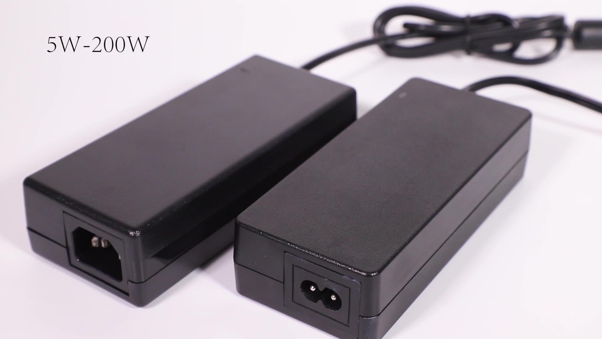 120 12 Volt Trasformatore 110v 220v 230v A Doe 6 Unità Ac Adattatore 96w 100w 12 v 8a Smps Led Dc Switching Power Supply