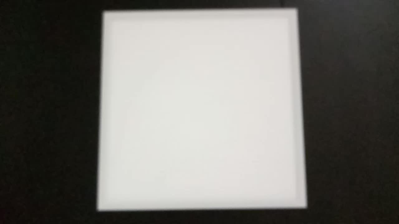 36 w 100lmw 120lmw 62x62 opgeschort led plafond panel licht 620x620